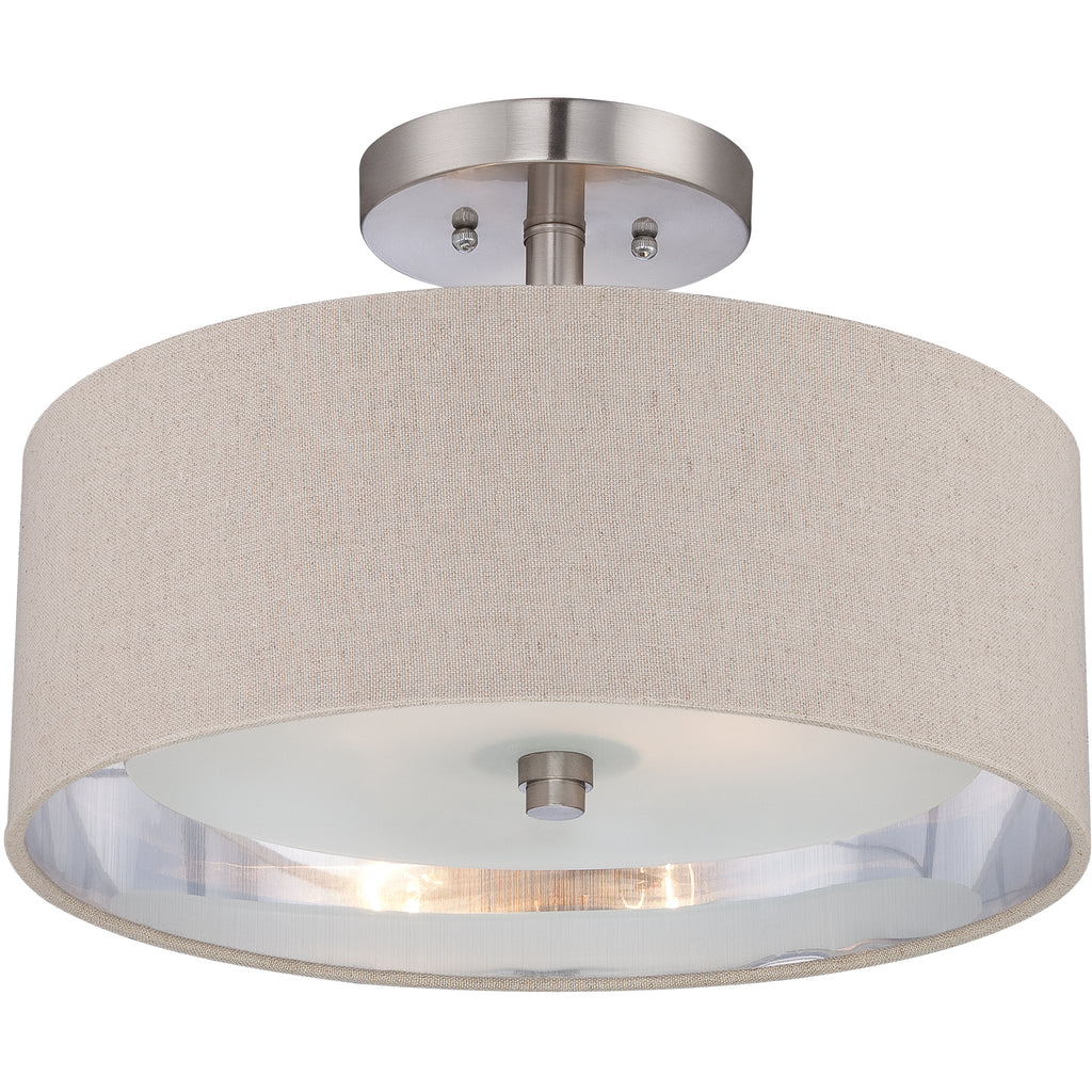 Metro Semi-Flush Mount
