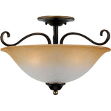 Duchess Semi-Flush Mount