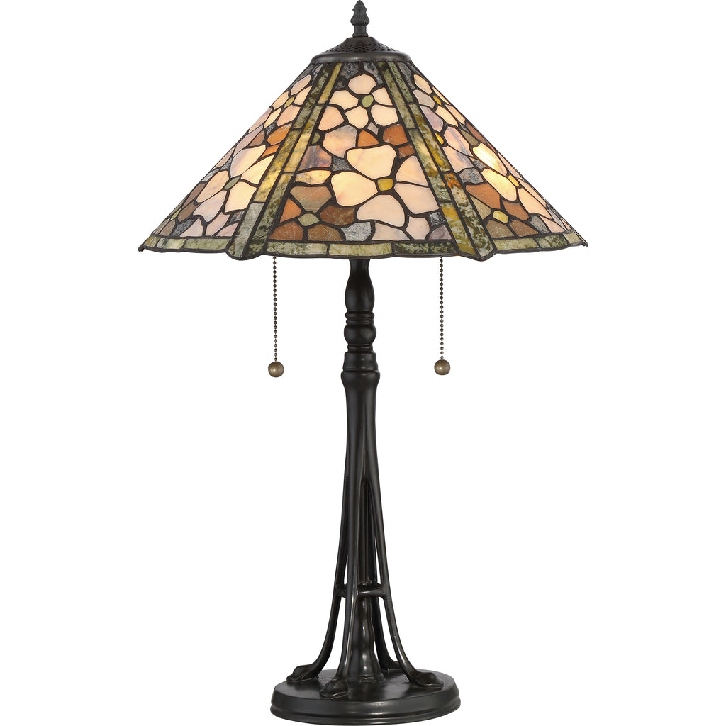 Flower Field Table Lamp