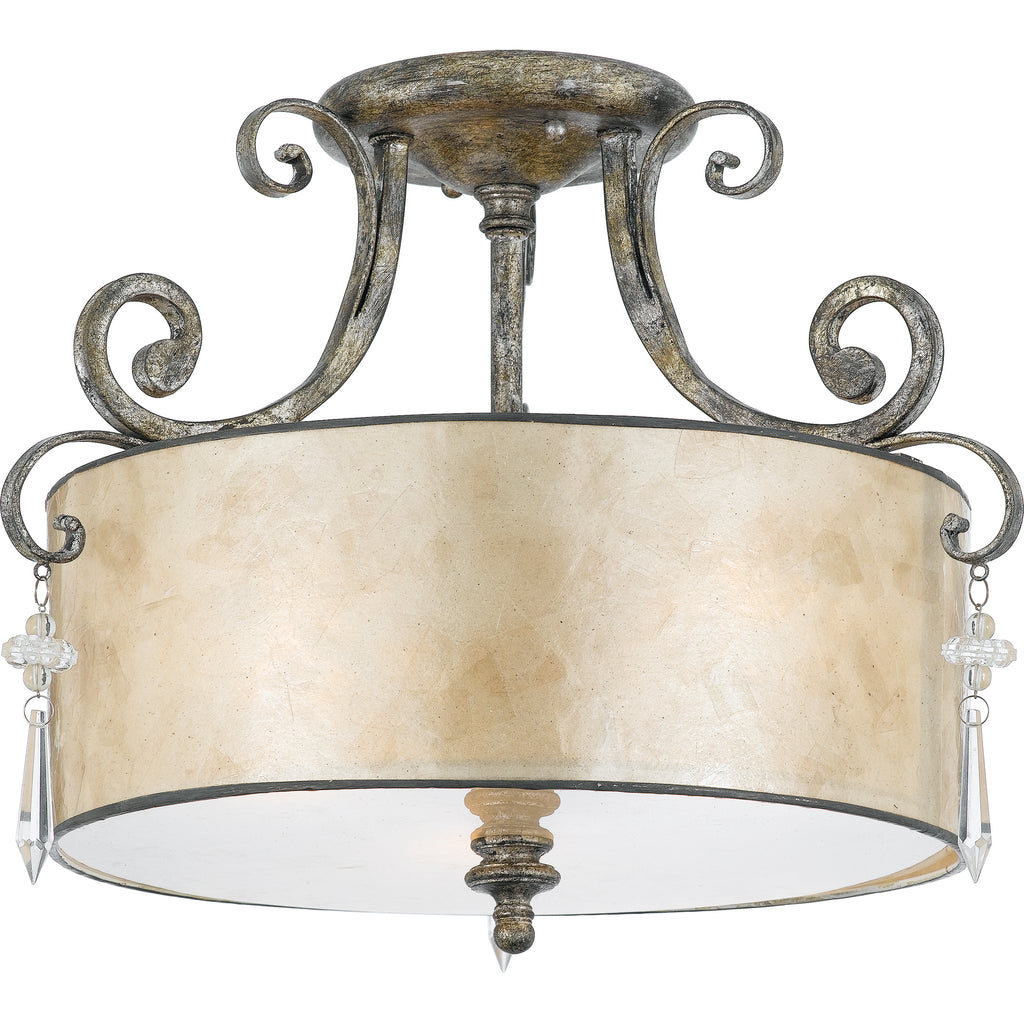 Kendra Semi-Flush Mount