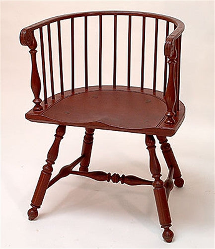 Lawrence Crouse Philadelphia Low Back Windsor Arm Chair