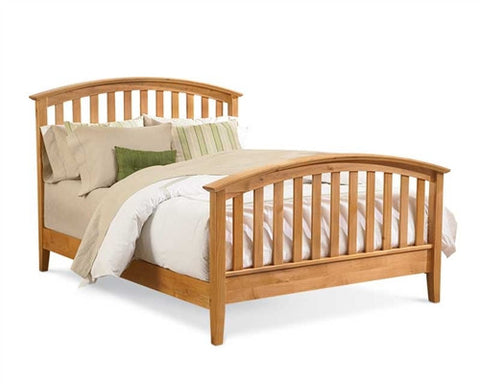 MASTERCRAFT URBAN HOMEMAKER QUEEN SLAT BED MC3303-QS ON SALE ..