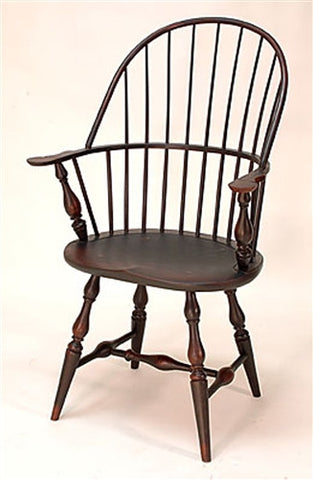 Lawrence Crouse Sack Back Arm Chair