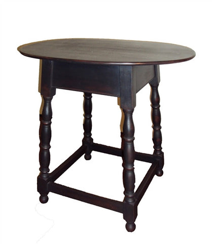 Lawrence Crouse Oval Tea Table