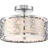 Abode Semi-Flush Mount