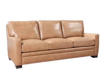 Palatial Leather Nolan Sofa