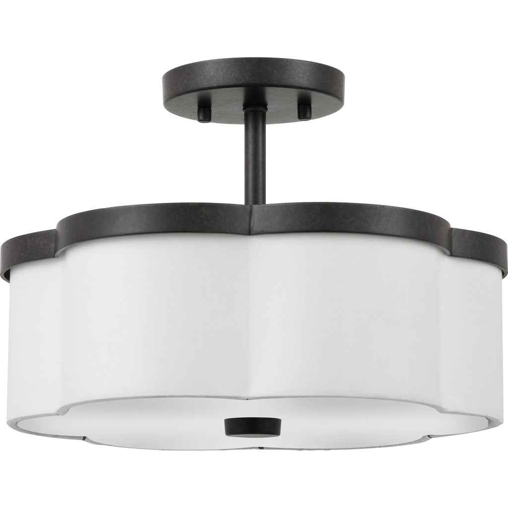 Hydra Semi-Flush Mount