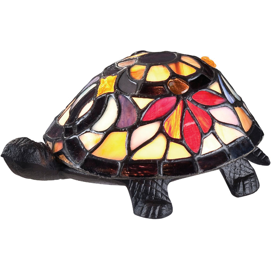 Flower Turtle Table Lamp