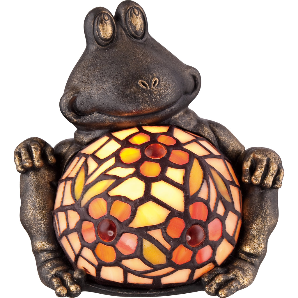 Flower Frog Table Lamp