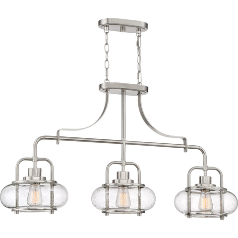 Trilogy Island Chandelier