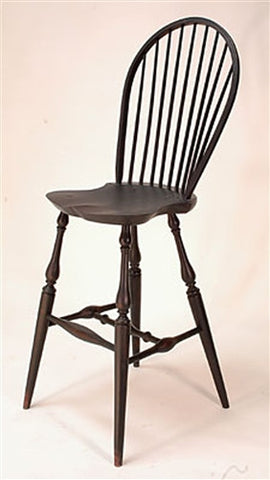 Lawrence Crouse Bow Back Tavern Stool