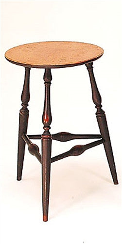 Lawrence Crouse Small Windsor Candlestand