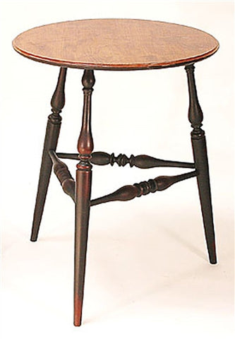 Lawrence Crouse Large Windsor Candlestand