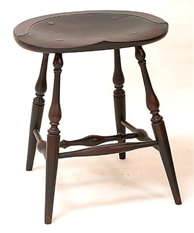 Lawrence Crouse Weaver's Stool