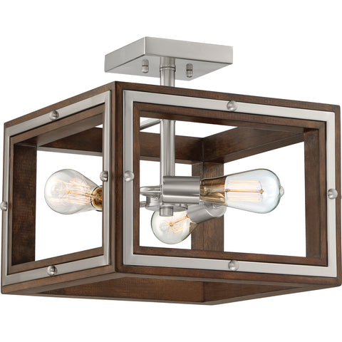 Westerly Semi-Flush Mount