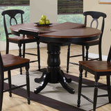 "Mastercraft GS Casual Home Pedestal Table 36"" Gathering Height CH2T425712"