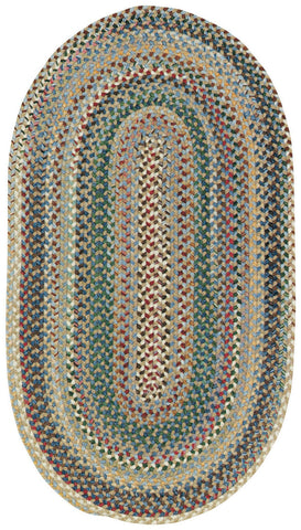 Capel Sherwood Forest Rugs Amber Oval 5'x8' - ON SALE!!!