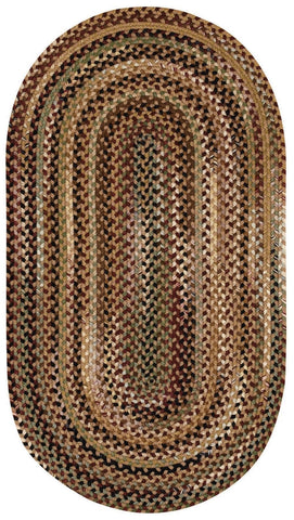 Capel Bangor Braided Oval Rugs 5'x8' - ON SALE!!!