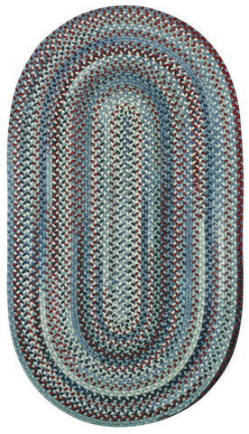 Capel Kill Devil Hill Rugs Bright Multi Oval 5'x8' - ON SALE!!!