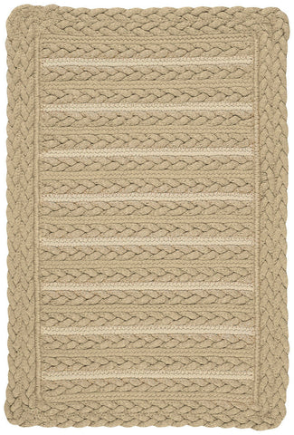 Capel Boathouse Rugs Beige 5'x8' - ON SALE!!!