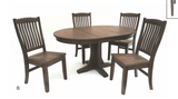 "Mastercraft GS Furniture Cimarron Canyon 36"" Round Table -NO CHAIRS- CC2T3648"