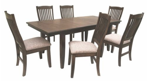 "Mastercraft GS Furniture Cimarron Canyon Leg Table 38""x78""x30"" CC2T3878"