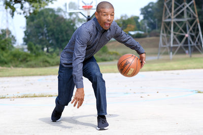 Muggsy Bogues | NBA Legend | Ash & Erie