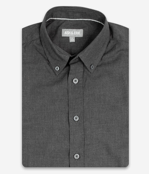 Charcoal Everyday Shirt
