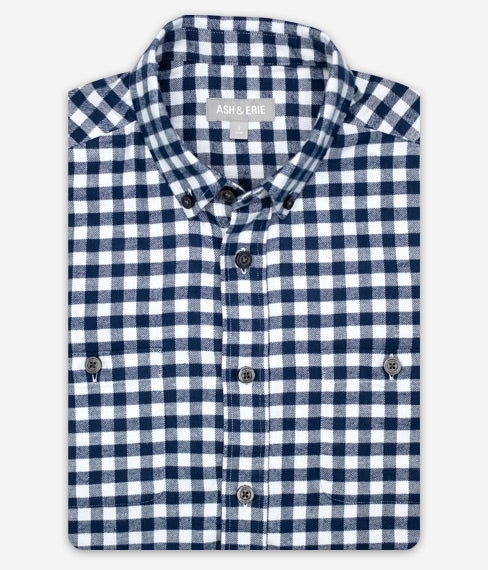 County Check Shirt