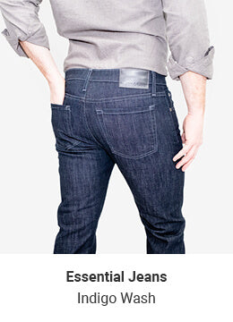 Essential Jeans - Indigo Wash
