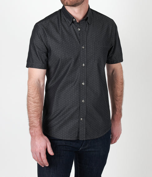 Midnight Spec Short Sleeve Shirt