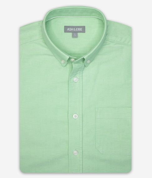 Sea Foam Green Everyday Shirt