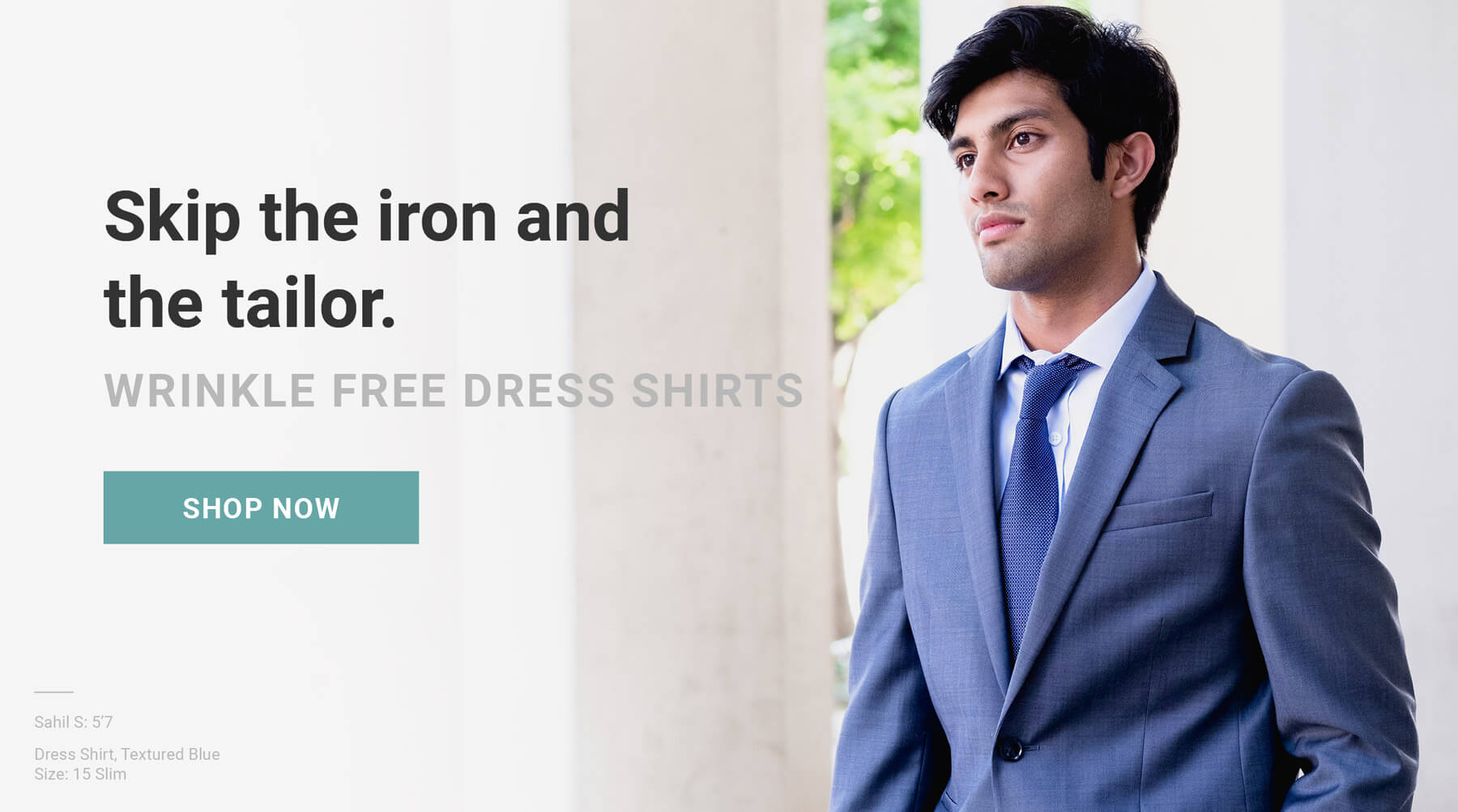 Made for men of great heights, shorter guy clothes. Dress shirts now available in 14 sizes. Shop now. As seen on Shark Tank!