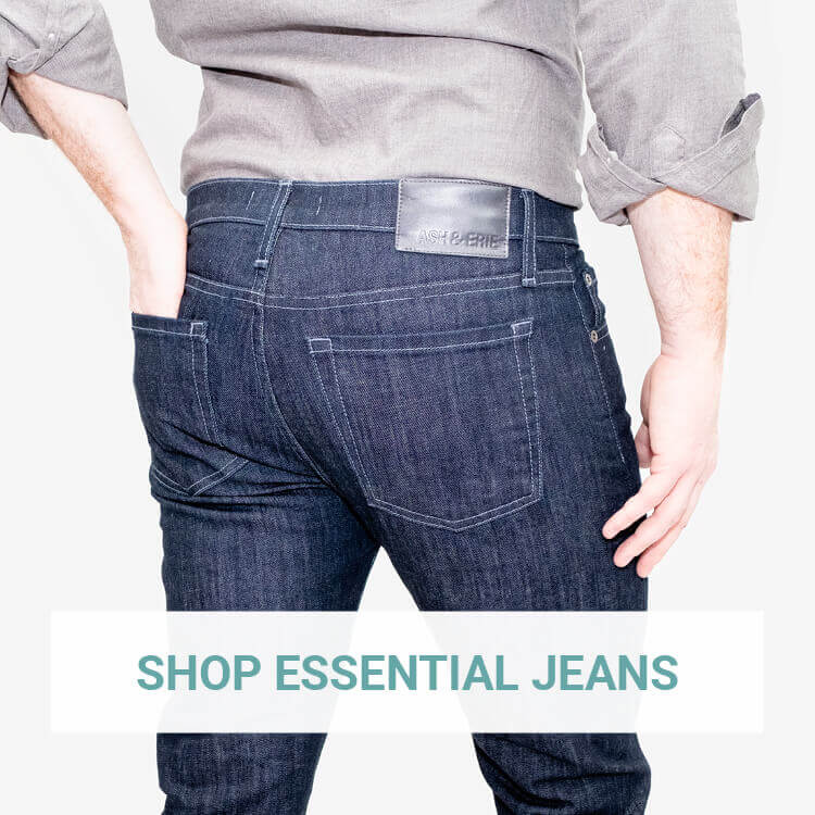 Shop Essential Jeans