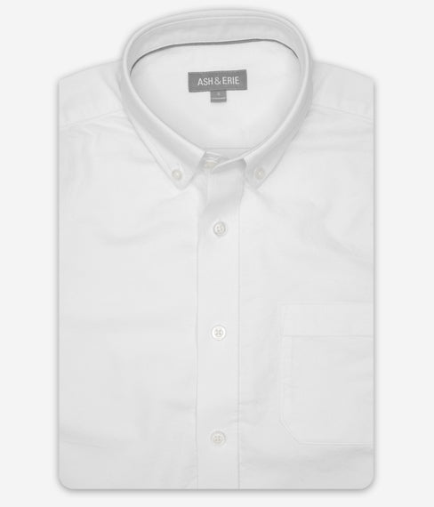 White Oxford Everyday Shirt