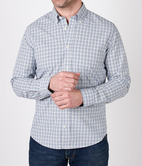 Augusta Plaid Spring Shirt