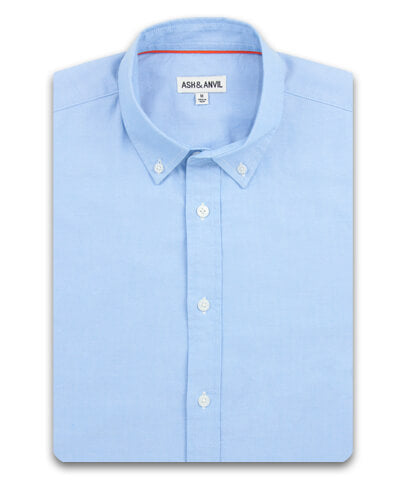 Blue Oxford Everyday Shirt