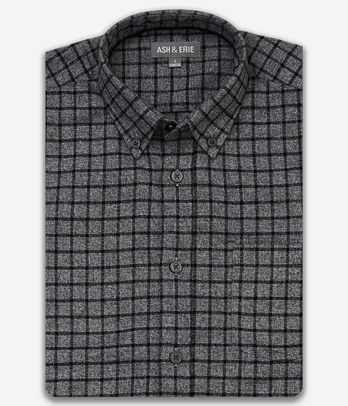 Graphite Check Shirt