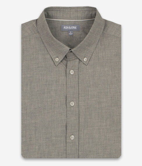 Heather Ash Grey Everyday Shirt