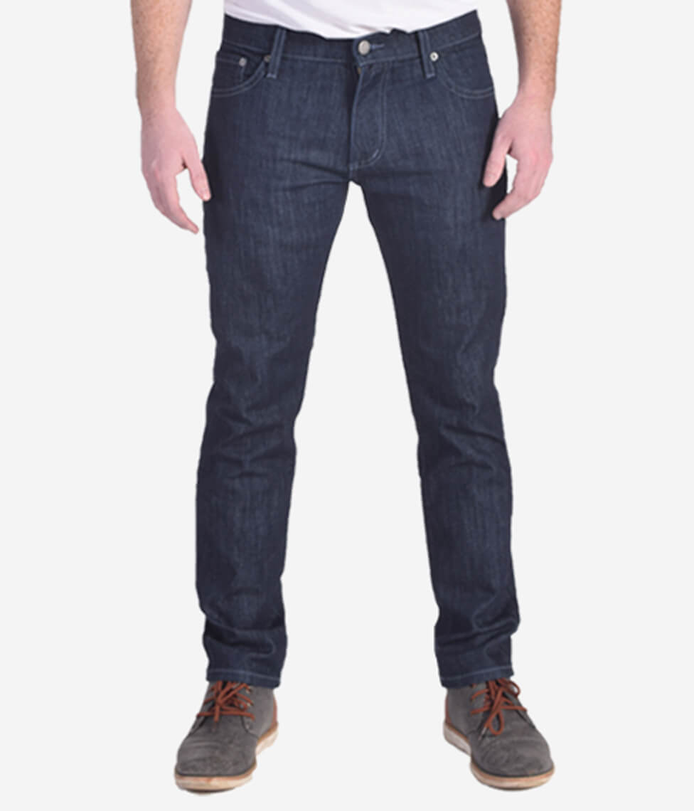 Indigo Wash Essential Jean