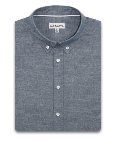 Muted Blue Everyday Shirt