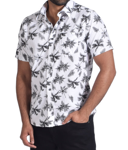 Palm Pilots Short Sleeve Shirt