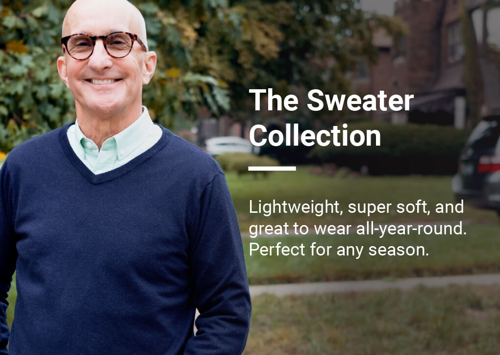 Lightweight, super soft, and great to wear all-year-round. Perfect for any season.