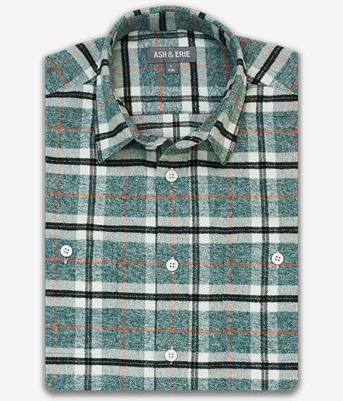 Trailhead Plaid Shirt
