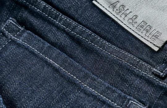We work with the top denim manufacturers