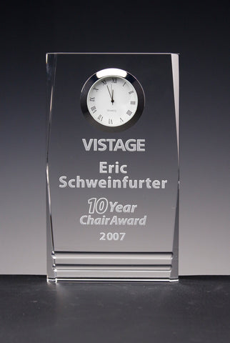 10 Year Chair Award