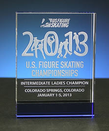 US Figure Skating - Contour - Glassical Designs
