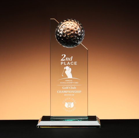 Pinnacle Golf Award