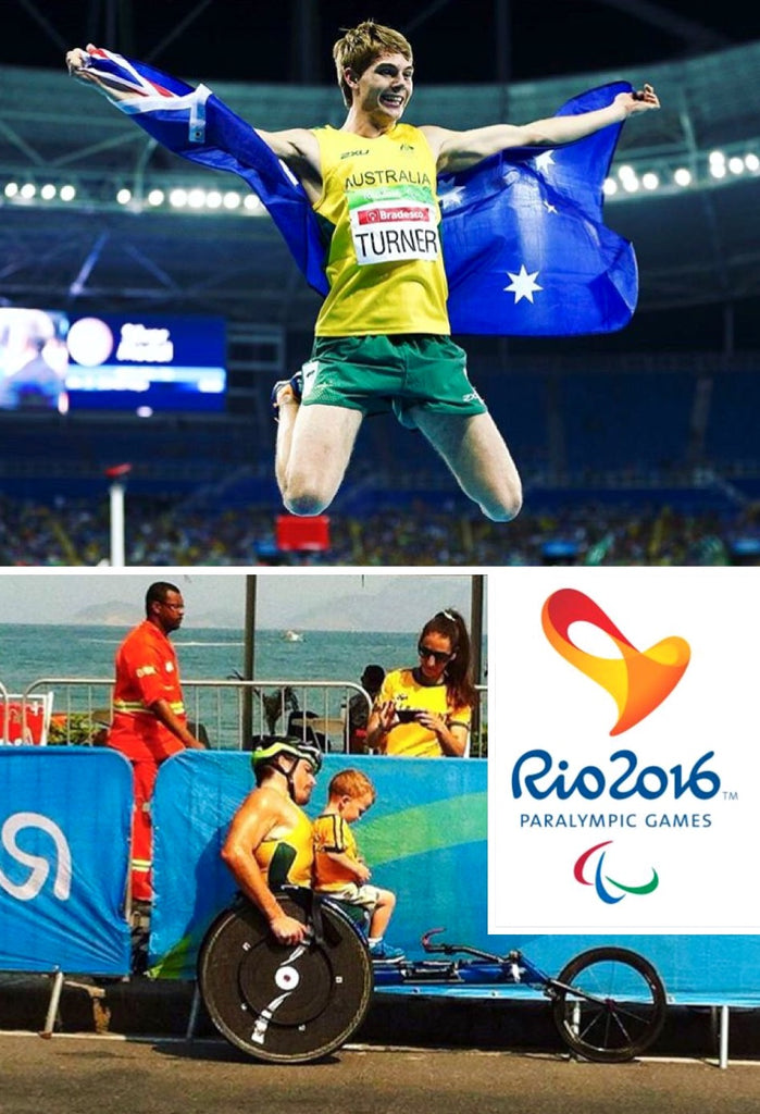 Behind the scenes of Paralympic sport - Food For Thought.