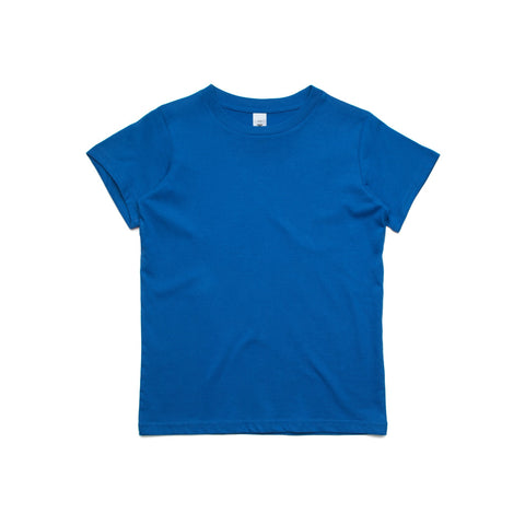 Wines To Mines // Gibbo Greatness Tee - Kids Sizes (Awesome Bright Royal colour Only)